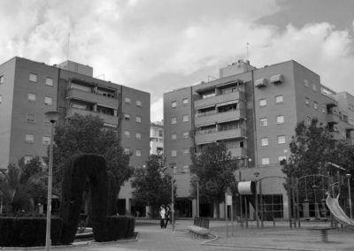 126 Viviendas en Polígono Aeropuerto. Sevilla