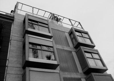 8 Viviendas en Avenida de la Cruz Roja. Sevilla