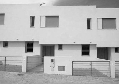 22 Viviendas en Casariche. Sevilla