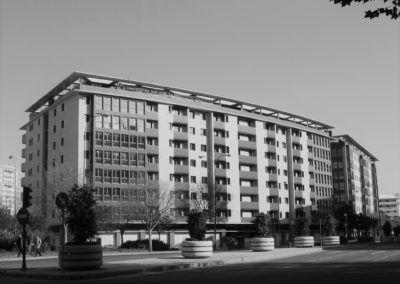 Edificio Puerta Real. Sevilla