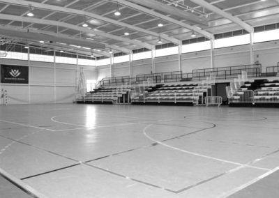 Pabellón Polideportivo en Bormujos. Sevilla