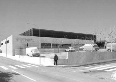 Centro Deportivo en Montequito. Dos Hermanas