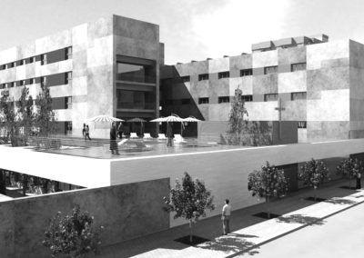 Centro Asistencial San Camilo. Sevilla
