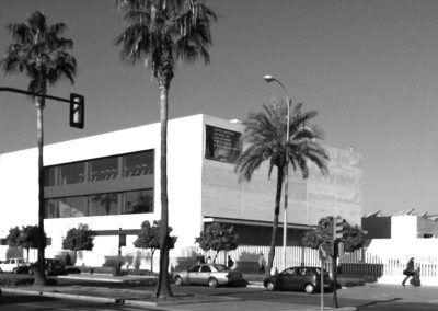 Reforma-Ampliación Centro Deportivo Poniente. Córdoba