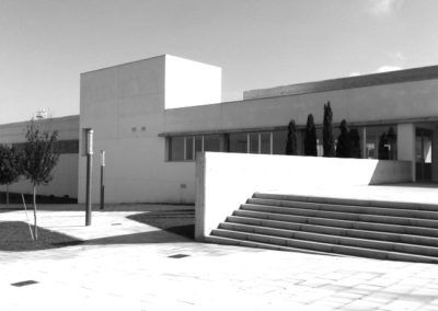 Sports Centre in Alcalá de Guadaíra. Sevilla