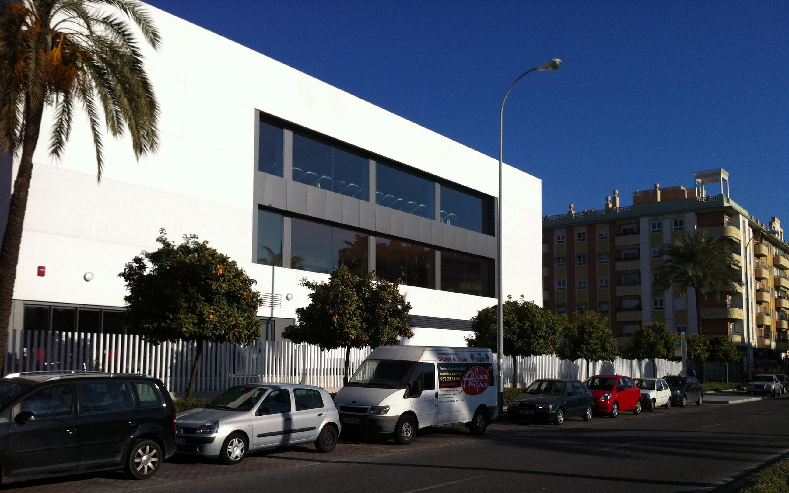 Centro Deportivo Poniente