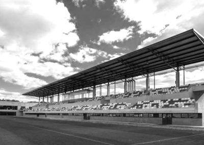 Ciudad deportiva del Real Betis Balompié. Sevilla
