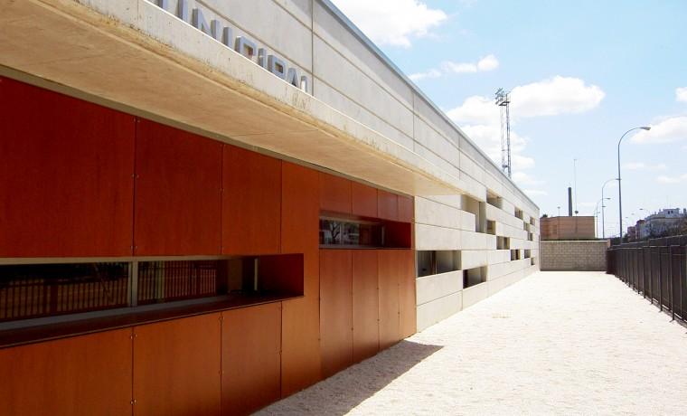 B,2 Arquitectos Piscina Rinconada Sevilla