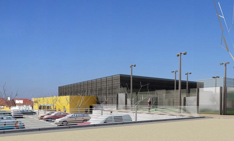 Centro Deportivo en Dos Hermanas