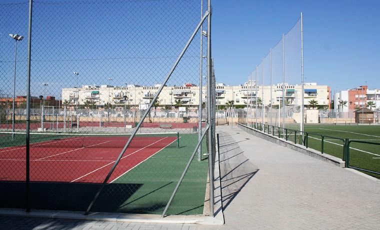 Centro Polideportivo en La Rinconada