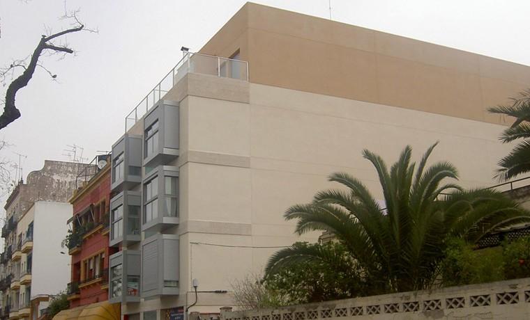 8 Viviendas Cruz Roja Sevilla