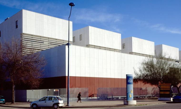 Facultad de Ciencias de la Información en Sevilla
