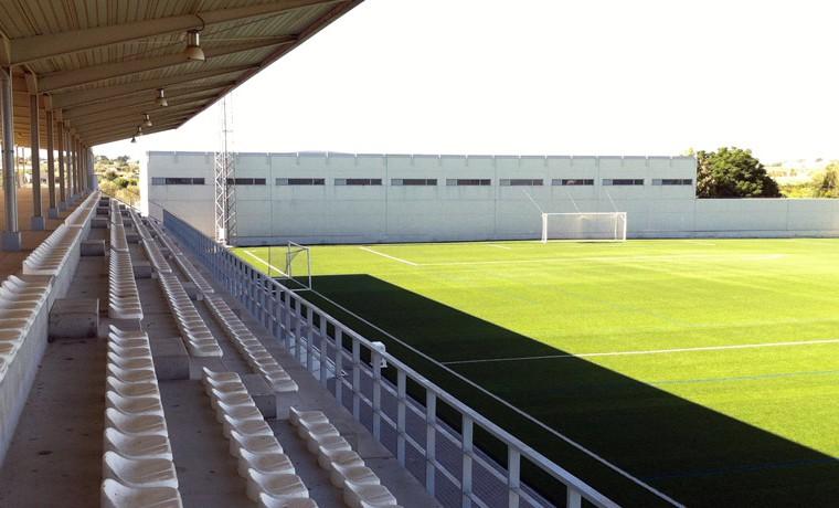 Ciudad deportiva en umbretebm2 architecture engineering for Gimnasio umbrete