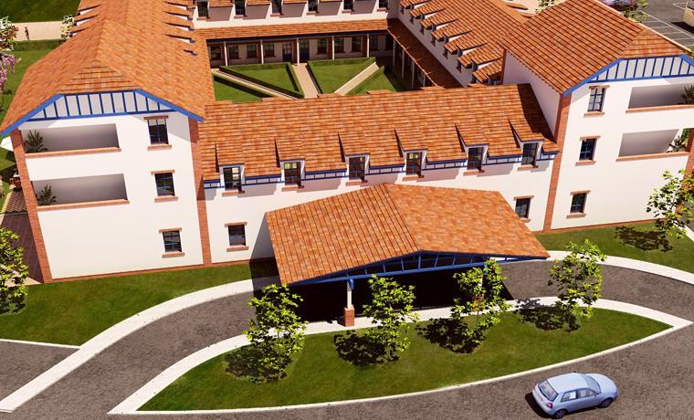Portada Hotel Rural en Alosno