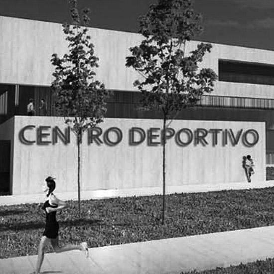 Portada Centro Deportivo en Alhaurín de la Torre