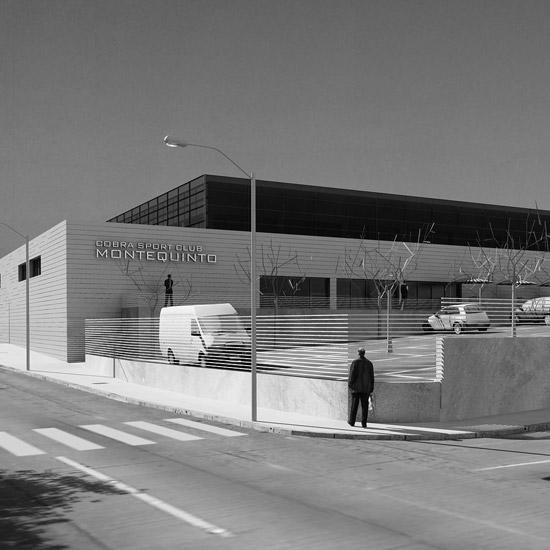Portada Centro Deportivo en Dos Hermanas