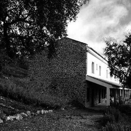 Portada Hotel Rural en Aracena