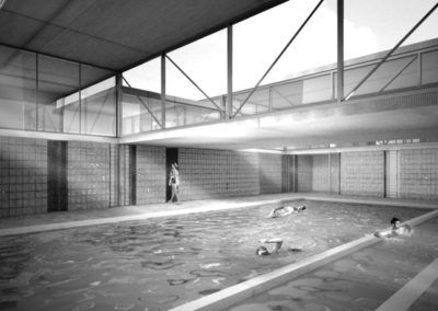 Indoor Swimming Pool in Cártama. Málaga