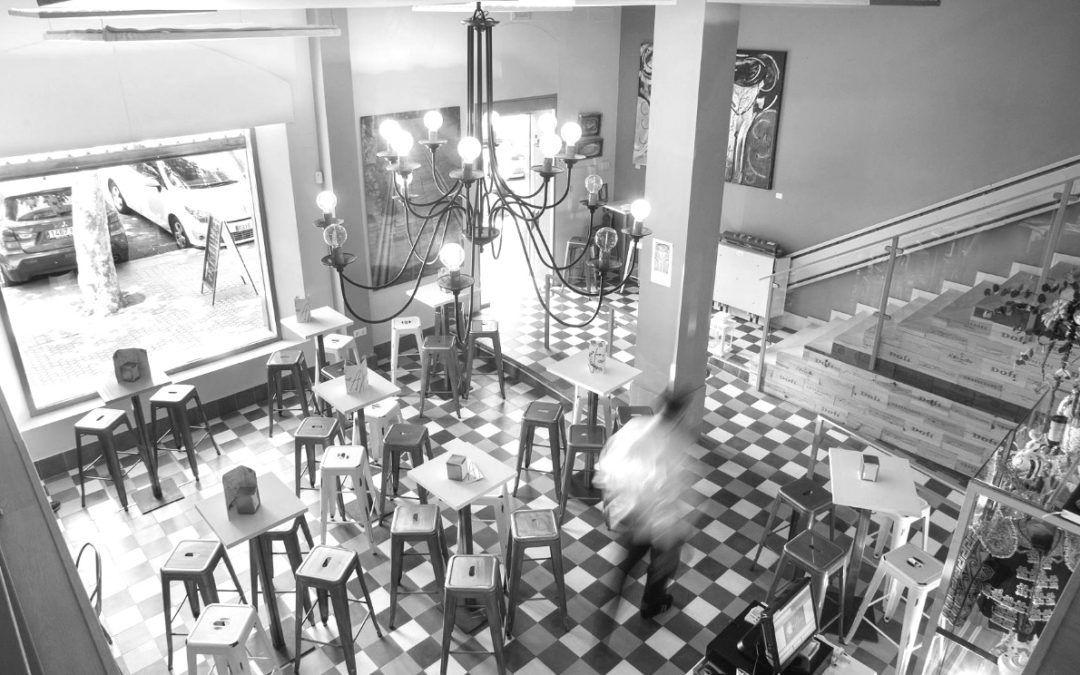 Restaurante en Calle Adriano 16. Sevilla