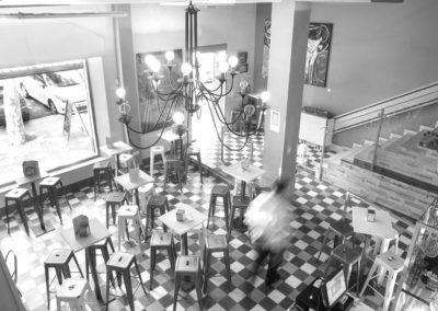 Restaurant at Adriano Street 16. Sevilla