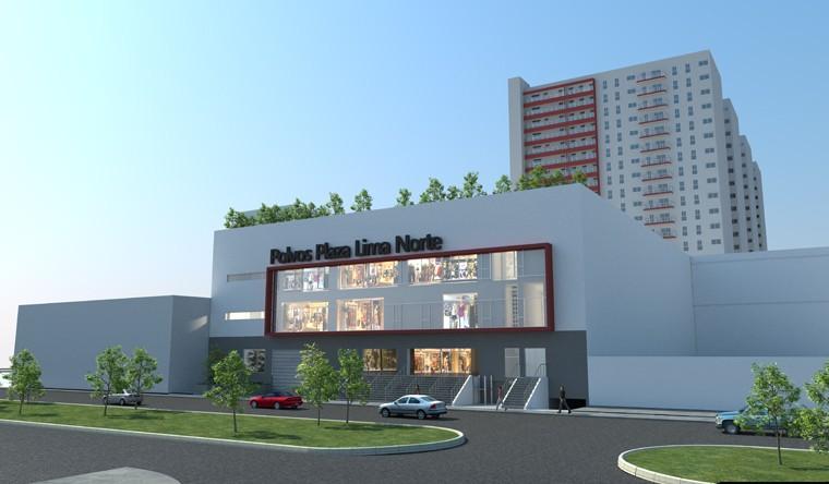 Edificio de 504 Viviendas y Galería Comercial en Lima