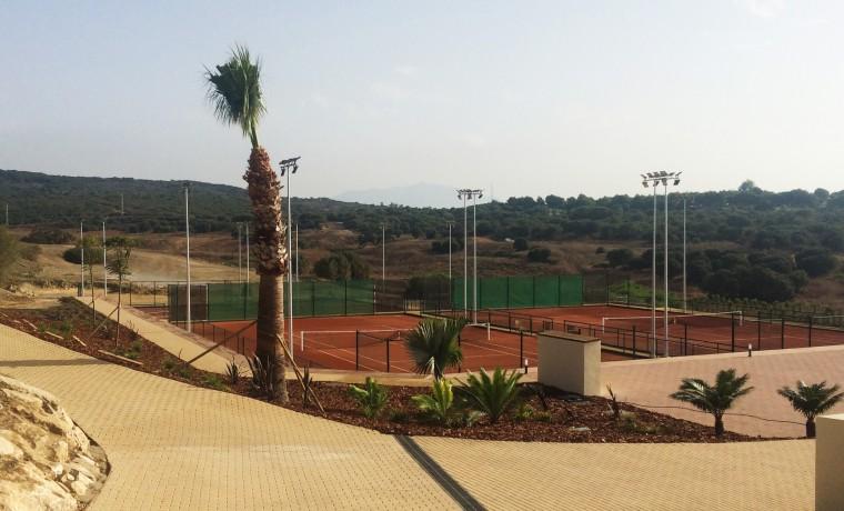 """Centro de Tenis """"La Reserva"""" en Sotogrande"""