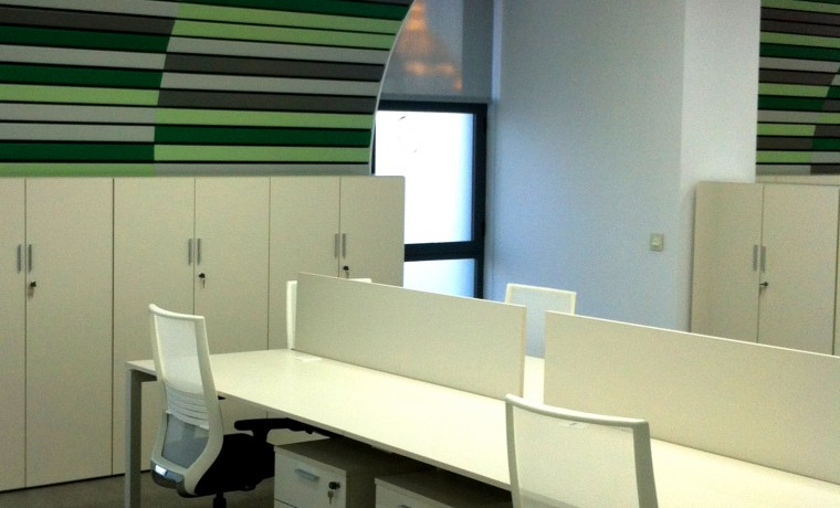 Oficinas Real Betis Balompie bm2 arquitectos
