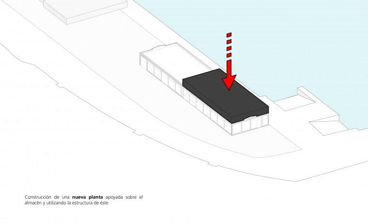 Centro Deportivo Bnfit Puerto de Cádiz esquema 3