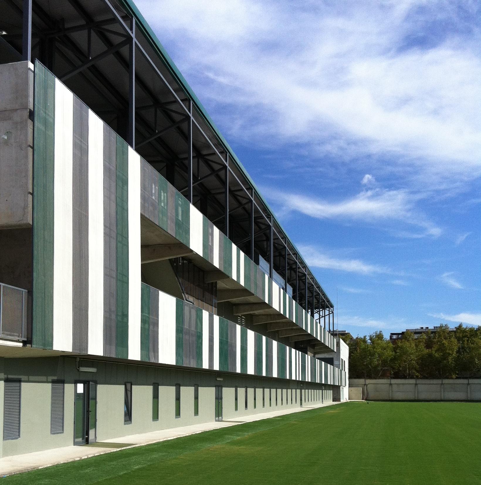 Ciudad Deportiva Real Betis Balompié