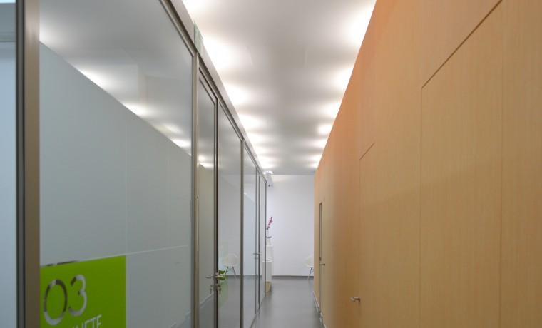 Bm2 Arquitectos Interior Clinica Avante