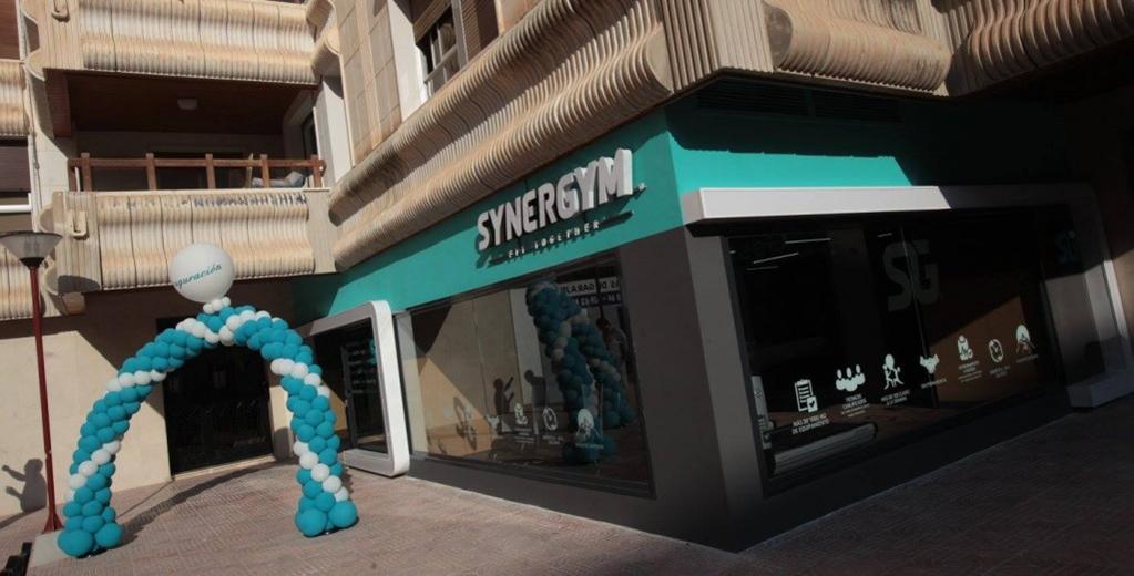 Synergym Lorca