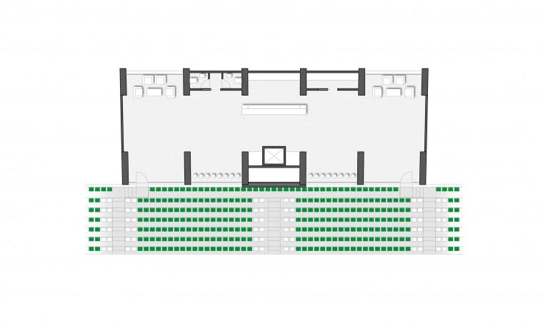 Sala VIP del Real Betis Balompié