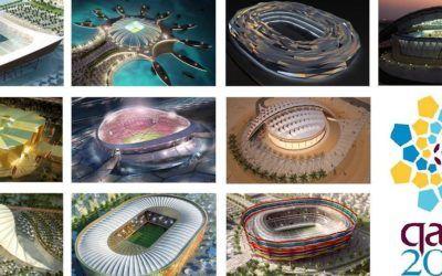 Qatar 2022 | Construir en el desierto